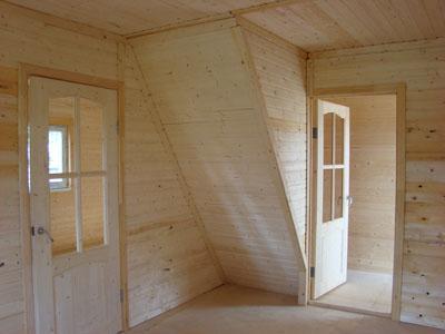 Каркасный дом своими руками внутренняя отделка