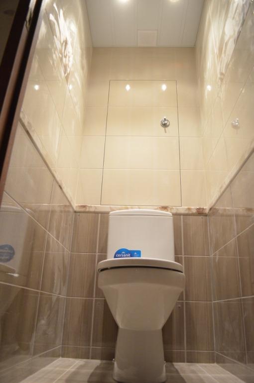 Капитальный ремонт ванны и туалета