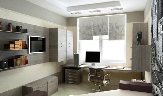 Дизайн кабинета ремонт кабинета