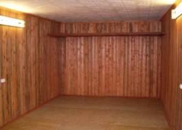 обшивка гаража