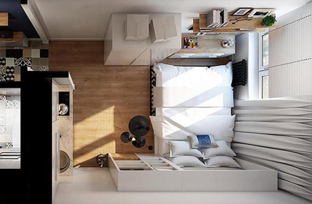 ЛАЙТ дизайн квартир от компании СВ групп