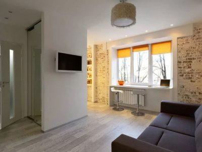 Особенности дизайна интерьера малогабаритных квартир