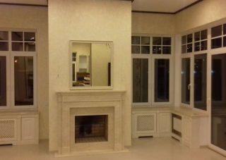 Пример ремонта квартиры Ремонт коттеджей