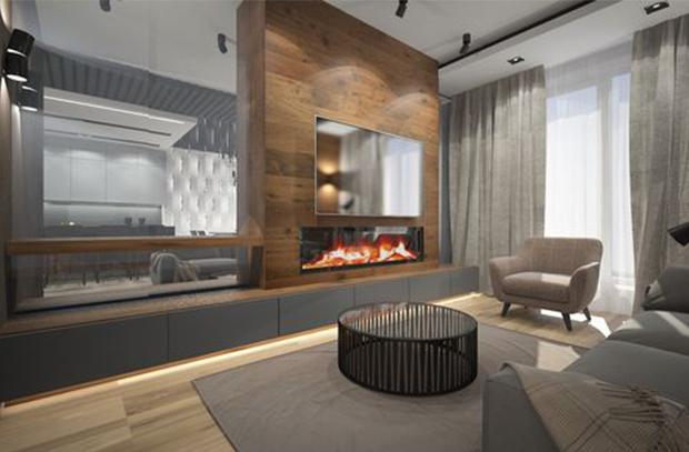 СТАНДАРТ дизайн квартир от компании СВ групп