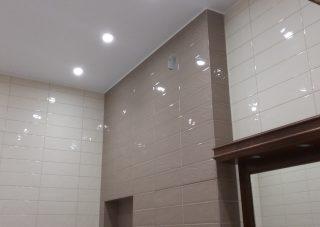 Пример ремонта квартиры Плиточные работы с гарантией