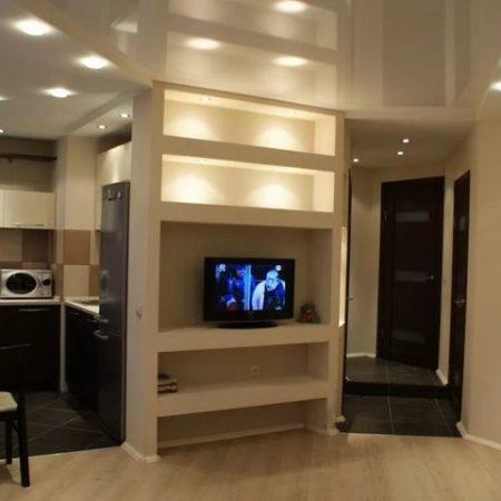 Ремонт маленьких квартир: идеи, дизайн, фото, стоимость. Отделка небольших квартир в СПб
