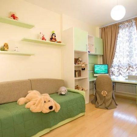 Ремонт в детской комнате под ключ