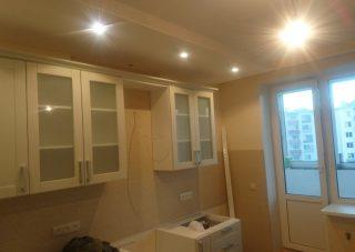 Пример ремонта квартиры Квартира в Петергофе
