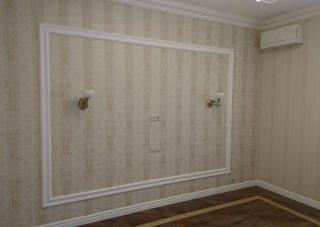Пример ремонта квартиры Элитный ремонт однокомнатной квартиры