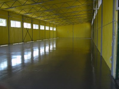 Ремонт склада, завода, фабрики