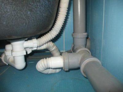 ремонт труб, замена труб, ремонт канализации