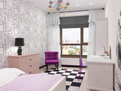 Дизайн детской комнаты – качественно и оригинально