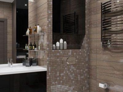 Дизайн ванной комнаты – просто, качественно, надежно