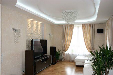 Евроремонт ремонт квартир от компании СВ групп