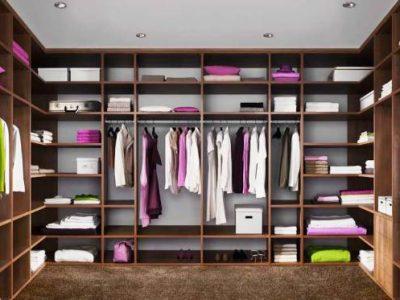 Гардеробная комната, сделать гардеробную