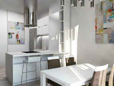 Ремонт квартиры с целью увеличения ее полезной площади