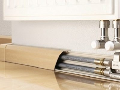 Как спрятать трубы? Зашивка труб в санузле, ванне, туалета, кухне