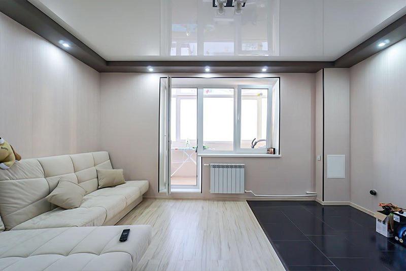 Капитальный ремонт квартир от компании СВ групп