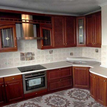 Ремонт и отделка кухни под ключ
