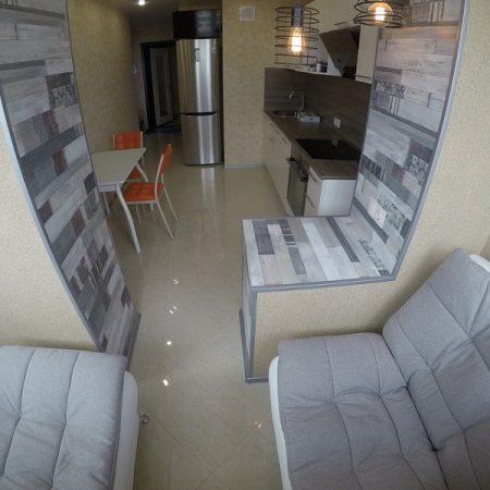 Ремонт однокомнатной квартиры, стоимость ремонта и отделки однушки