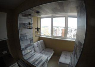 Пример ремонта квартиры Ремонт квартир Фрунзенский район