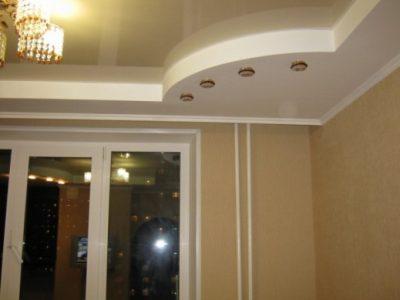 Какой потолок выбрать: натяжной, из гипрока, подвесной потолок, обои, покраска