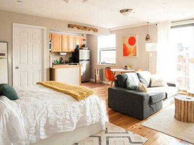 Обладателям квартир студий посвящается — краткое руководство по обустройству