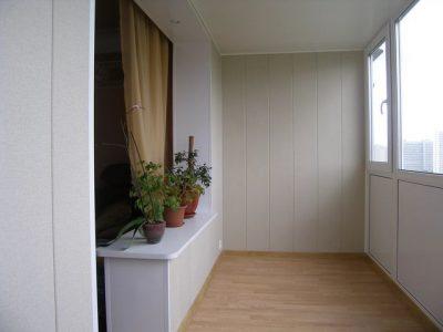 Ремонт балкона и лоджии от компании СВ Групп