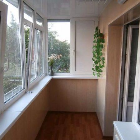 Ремонт балкона и лоджии