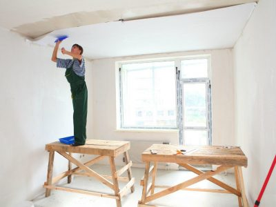 С чего начать ремонт помещения?