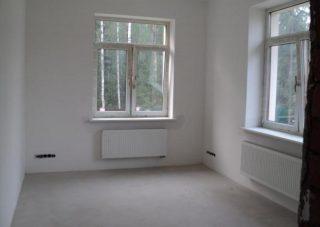 Пример ремонта квартиры Штукатурные работы по маякам