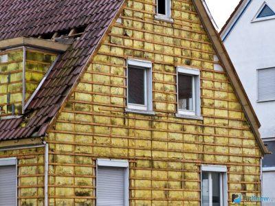 Теплоизоляция фасада коттеджа
