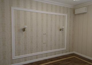 Пример ремонта квартиры Дизайнерский ремонт квартир