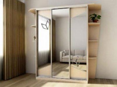 Оформление интерьера с помощью зеркал и стекла